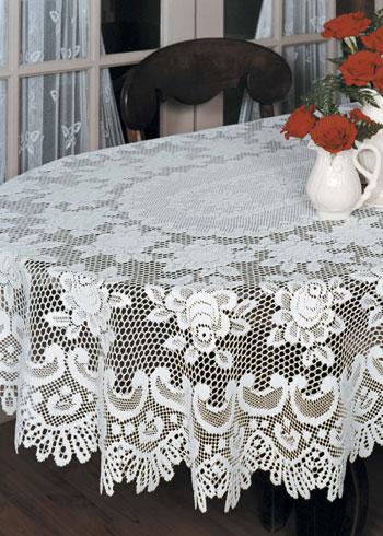Elegant Tablecloth Lace Tablecloths