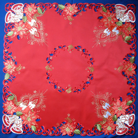 tabletopper, tablecloth